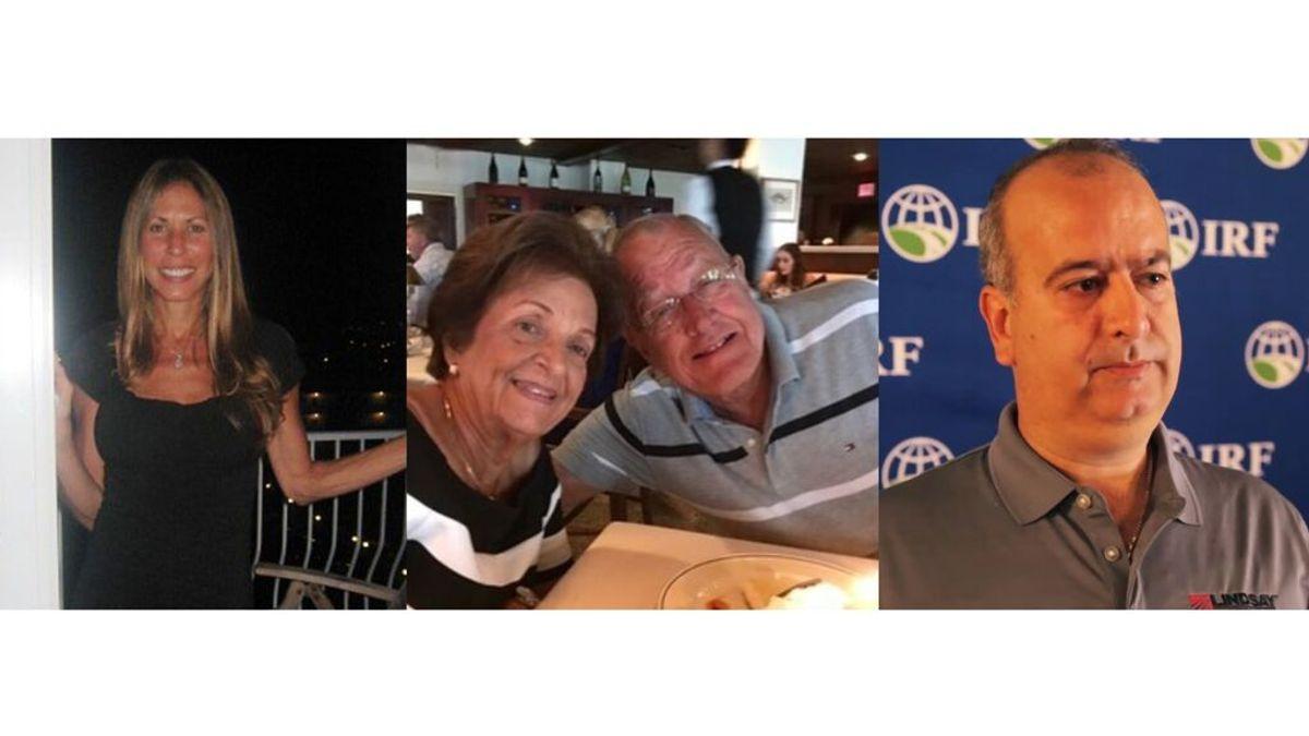 Los rostros de las víctimas del derrumbe del edificio en Surfside, Miami