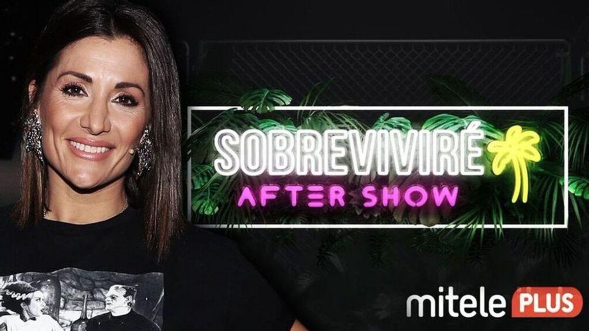 ¡Revolución en 'Sobreviviré: after show'! Este miércoles y jueves disfruta aún más en mitele PLUS