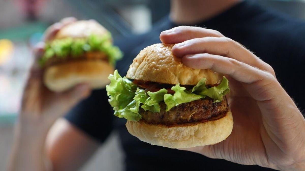 ¿Qué contamina más, una hamburguesa de carne o una vegetal?