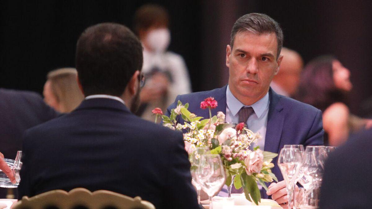 Sánchez y Aragonès se citan en Moncloa entre síntomas de distensión entre  el Gobierno y la Generalitat