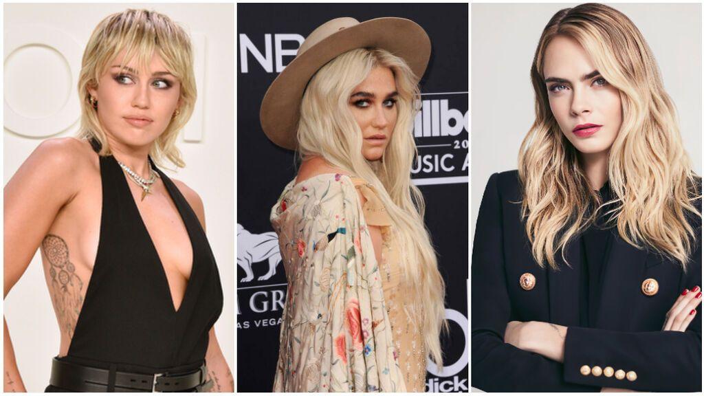 Estos son los famosos pansexuales que han hablado de su orientación sexual: de Miley Cyrus a Cara Delevingne.