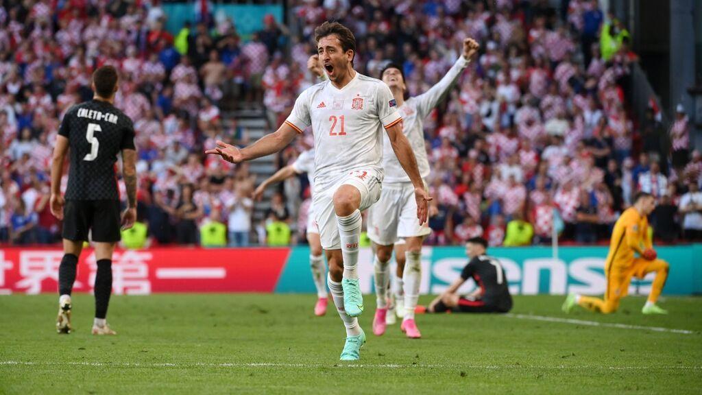 Oyarzabal sentencia a Croacia en la prórroga: España a cuartos de final (3-5)