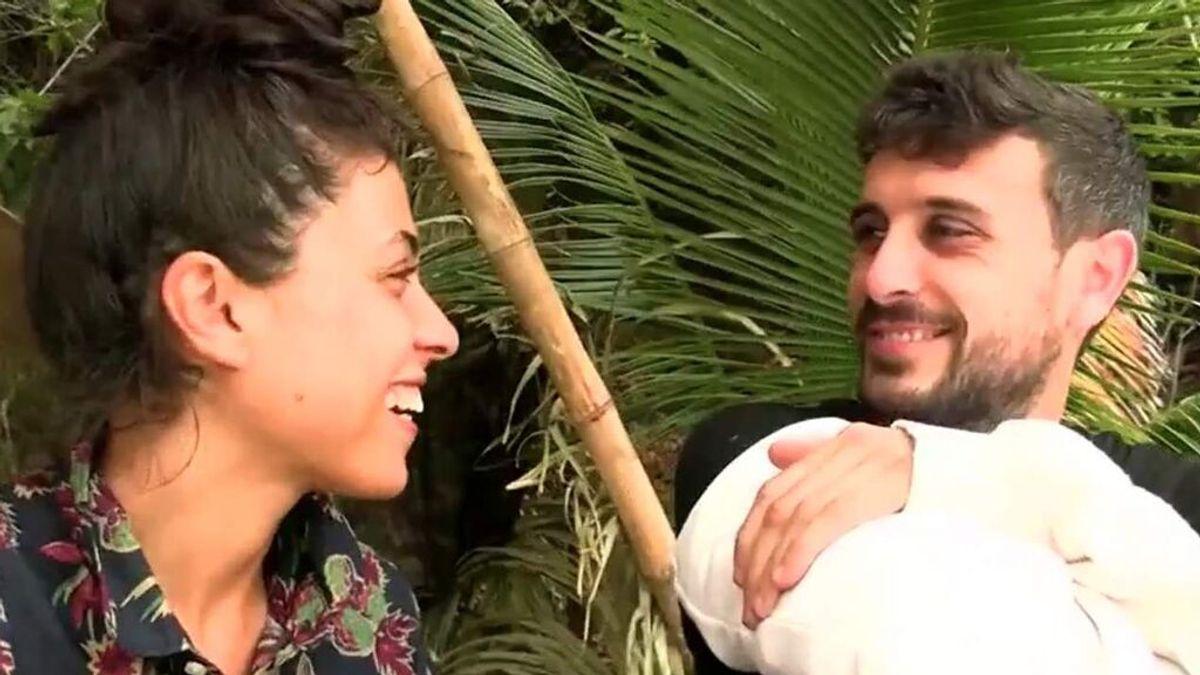 """Iván, harto de críticas, estalla y explica por qué no defenderá en televisión a su novia Lola: """"No espero que se me apoye"""""""