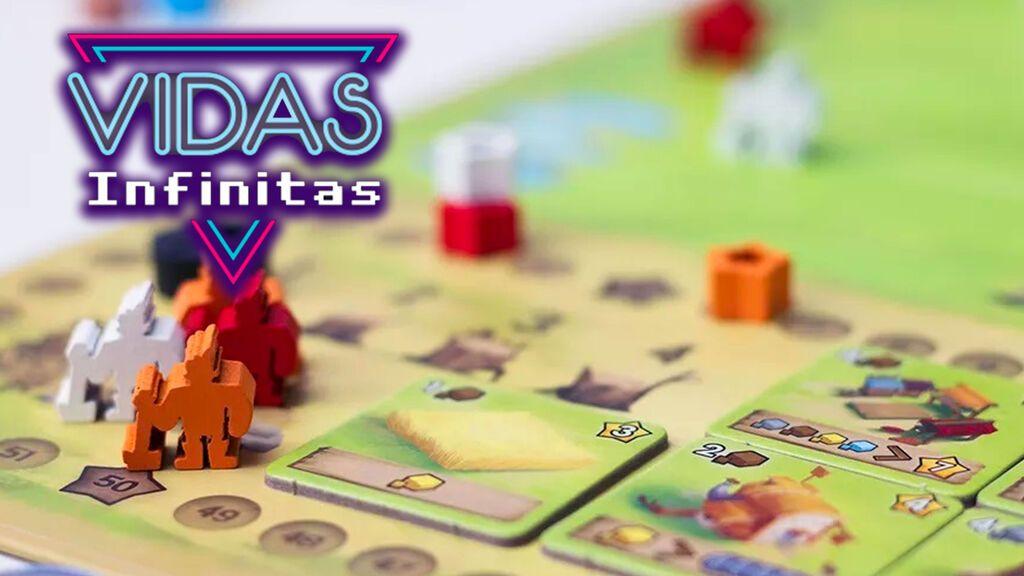 Vidas Infinitas #21: Juegos de mesa para el verano