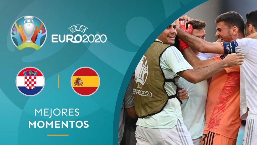 Locura española y a cuartos de final