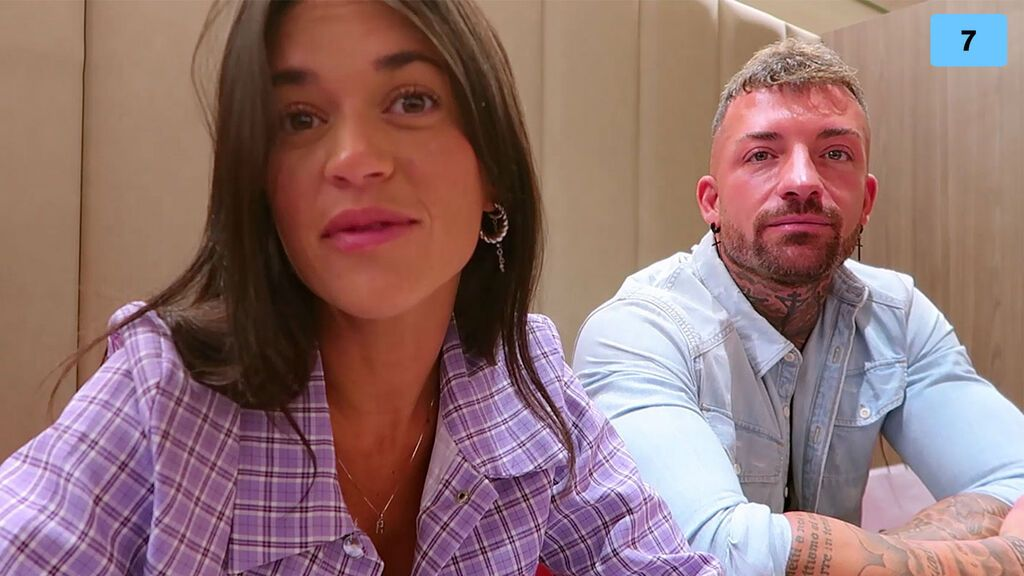 Rubén Sánchez y su novia quedan con Fiama y se sinceran sobre su relación (1/2)