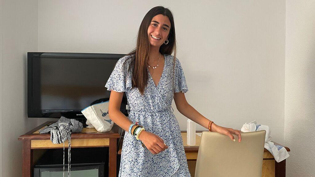 """Marta, """"encerrada"""" en el hotel covid de Mallorca: """"Estuve dos días con un positivo en la misma habitación"""""""