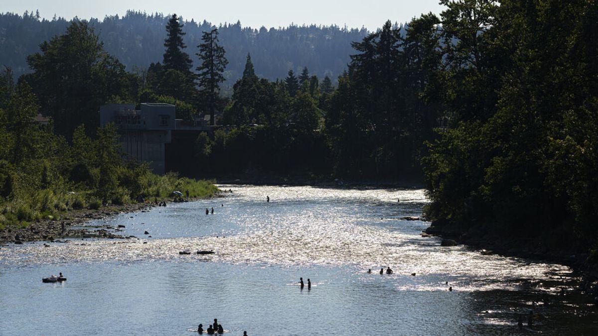 Cúpula de calor: ¿por qué se están registrando temperaturas más altas en Canadá que en España?