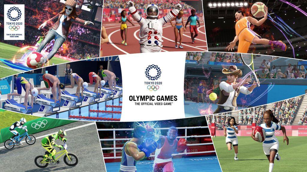 Análisis de Juegos Olímpicos Tokio 2020 – El Videojuego Oficial