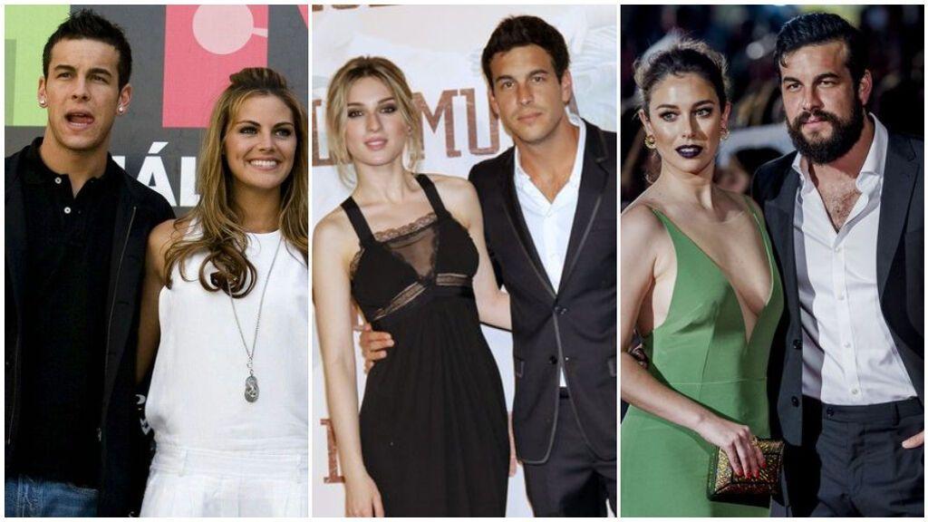 Mario Casas también triunfa en el amor: estas han sido todas sus novias más conocidas.
