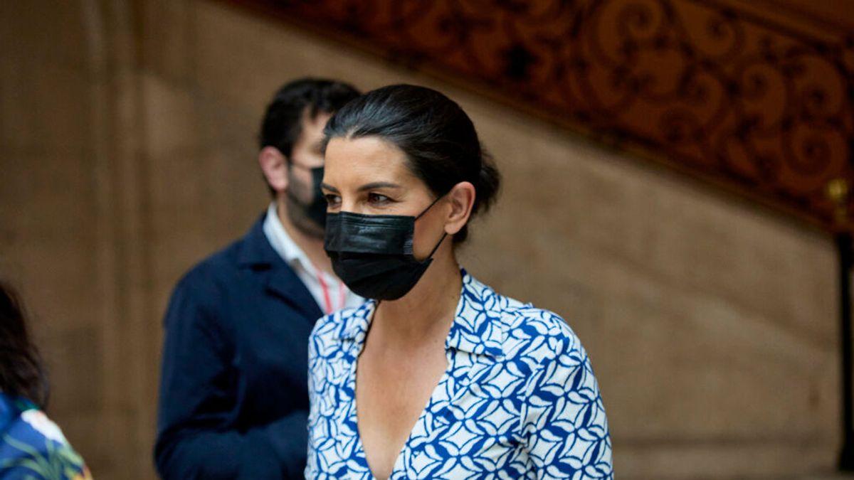 """Monasterio no será investigada por usar una copia  el sello del Colegio de Arquitectos, """"tan burda"""" que no podía engañar"""