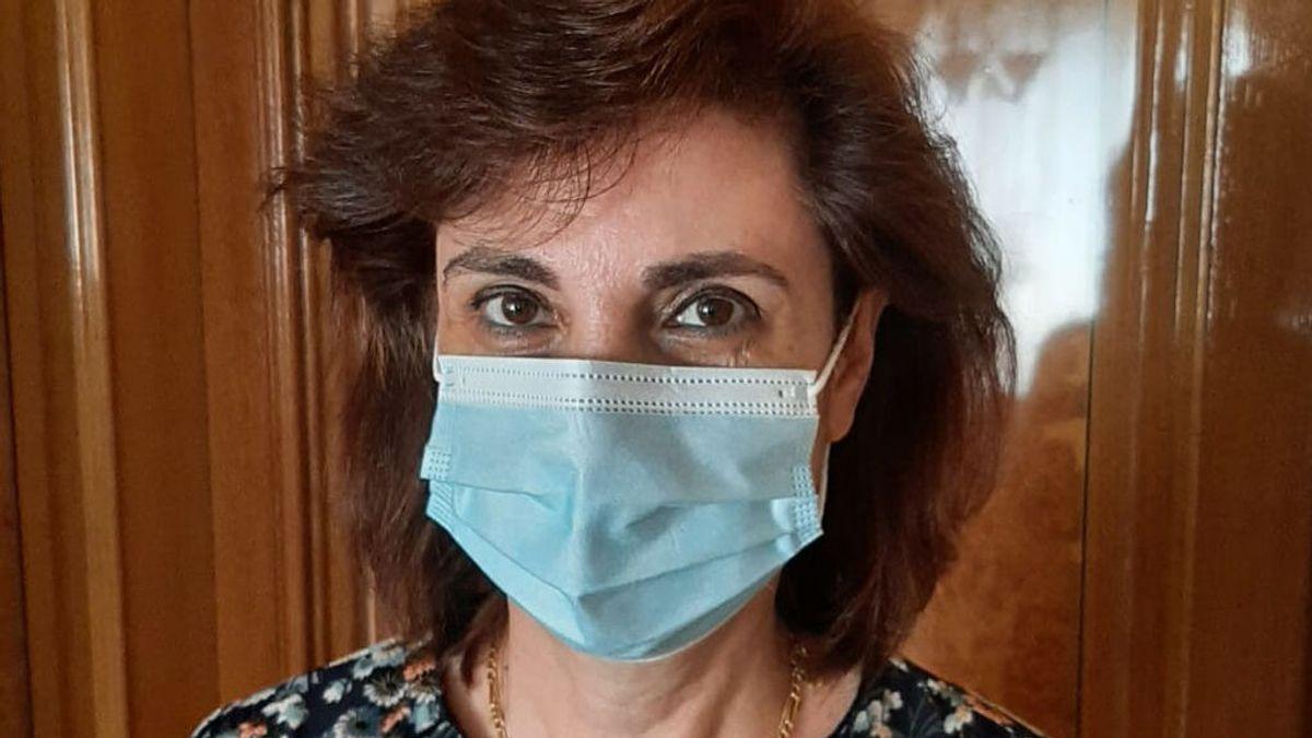 """Paloma, de 57 años, desesperada por recibir la vacuna: """"Ya no sé ni cuántas reclamaciones he puesto"""""""