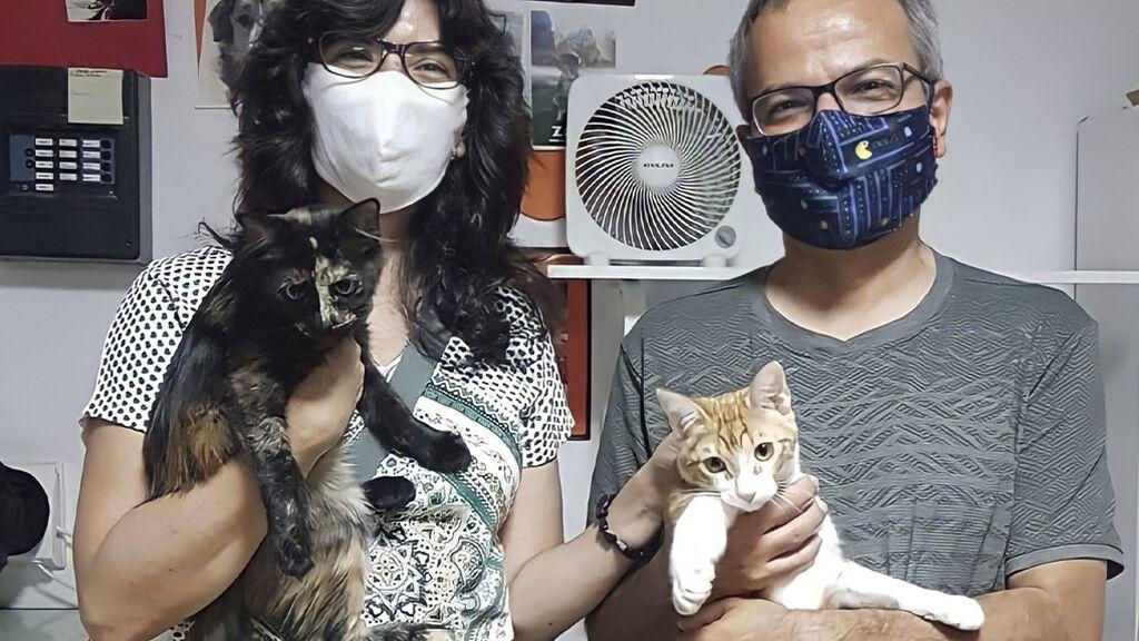 """'Pandemic pet': """"A los 50, la presencia de mi mascota me calma"""""""