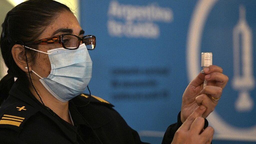 Argentina y Colombia registran cifras récord de muertes por coronavirus