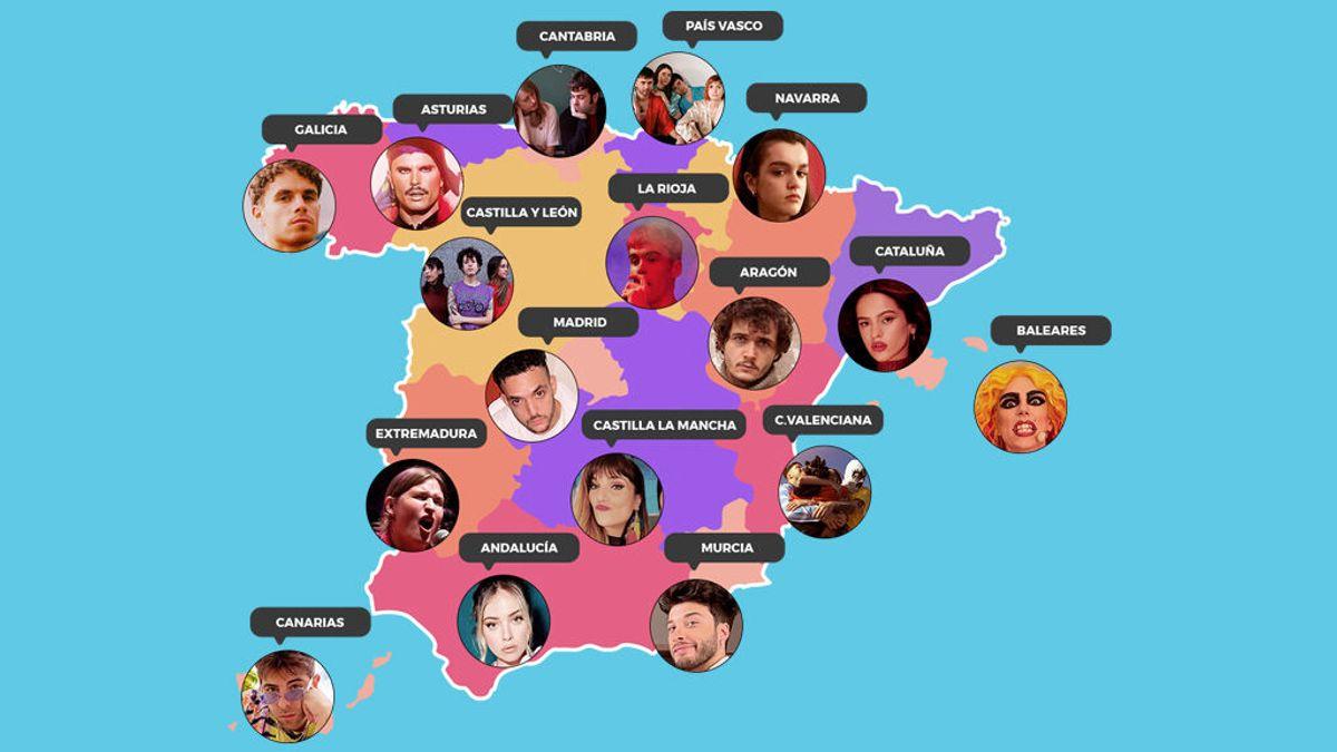 Los artistas más Yasss de España