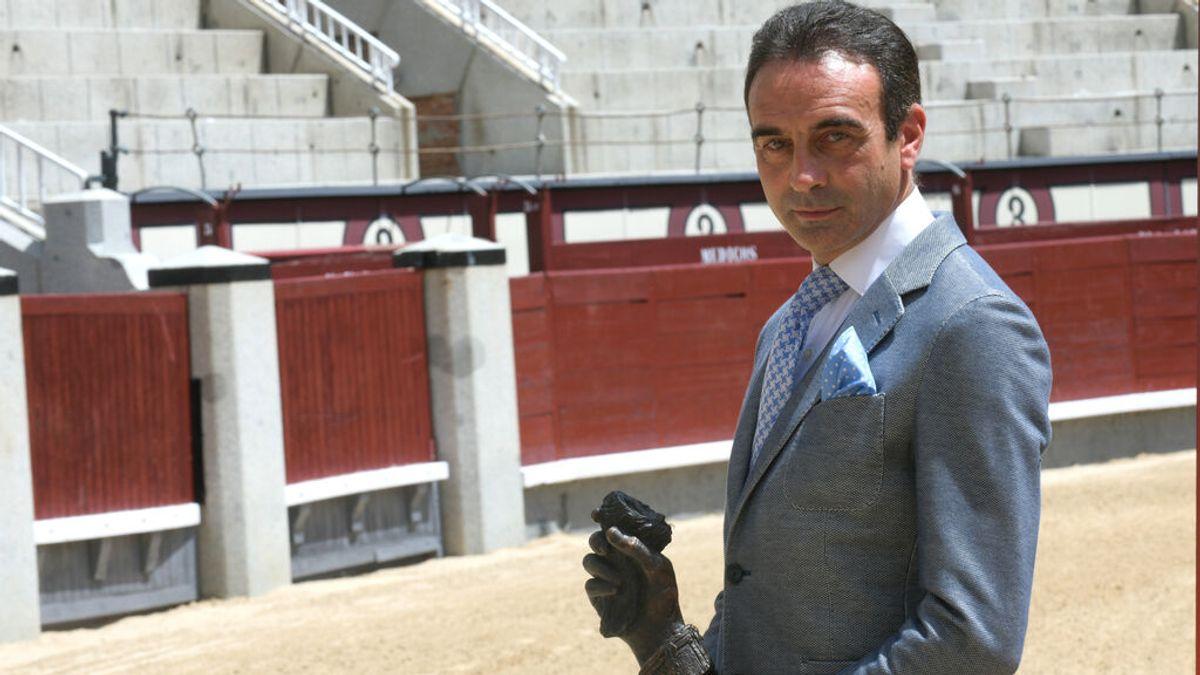 """El torero Enrique Ponce anuncia su retirada de los ruedos """"por tiempo indefinido"""""""