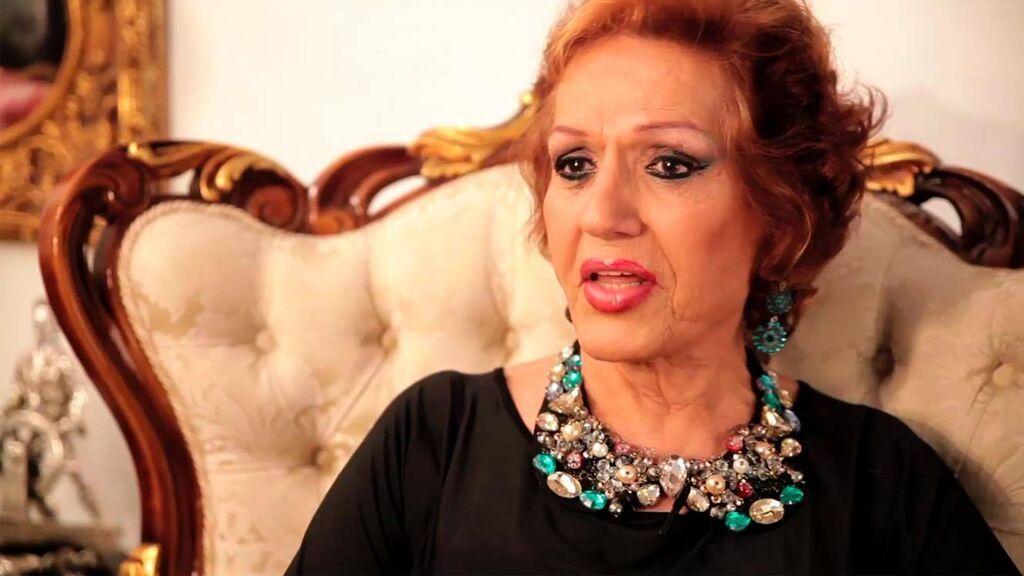 Fotograma del documental de Valeria Vegas sobre 'Manolita Chen'