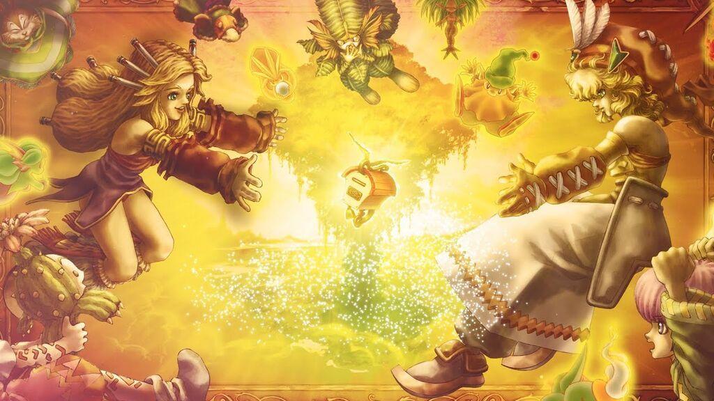 Análisis de Legend of Mana: el renacer de una leyenda RPG