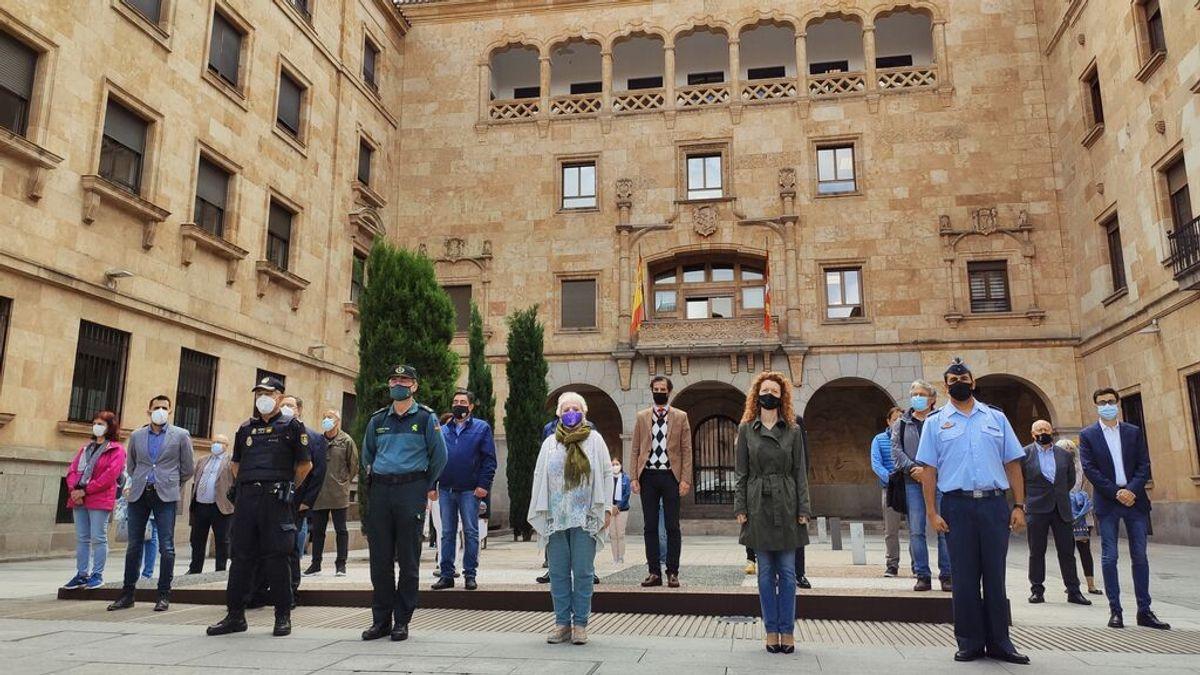 Muere la mujer apuñalada por su pareja en Doñinos (Salamanca) hace una semana