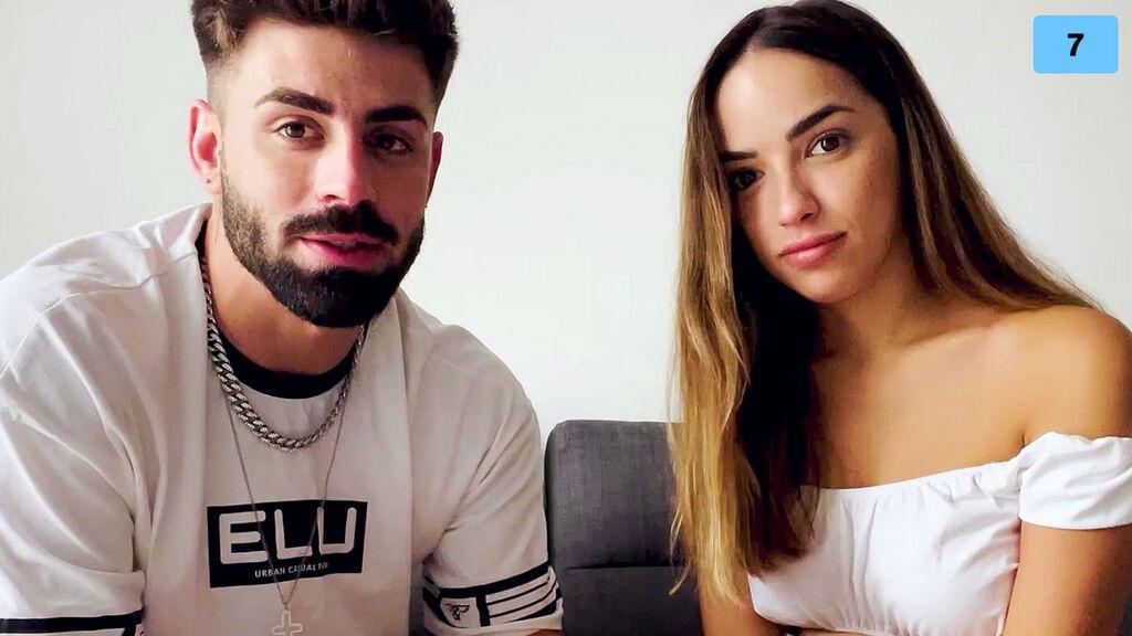 Lucía Sánchez e Isaac Torres se sinceran sobre los problemas que han surgido en su relación (1/2)