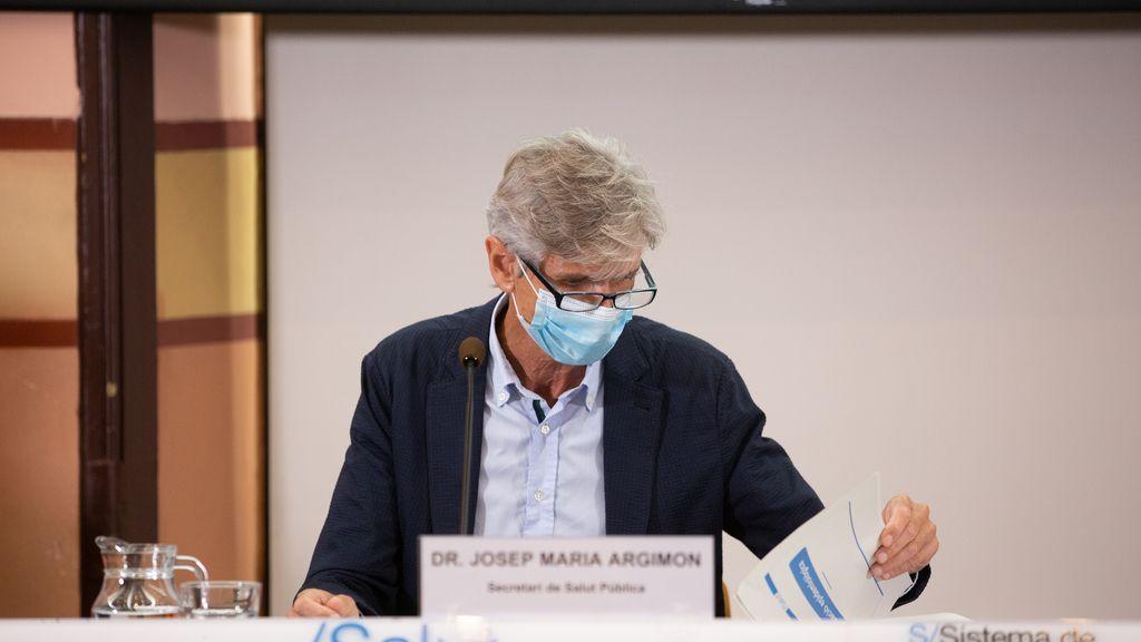"""Argimon alerta de una incidencia muy elevada de casos """"en forma de ola"""""""