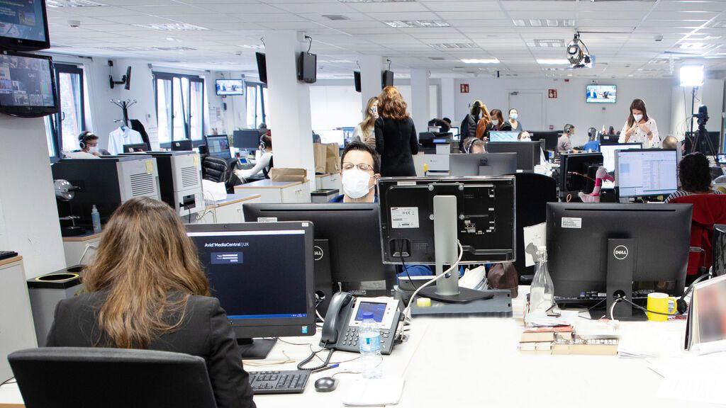 Mediaset España implementa un servicio informativo y terapéutico sobre la fatiga pandémica para empleados y familiares