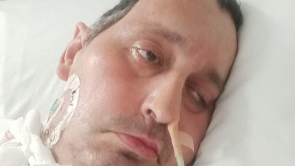 La odisea de Javier Balaguer, que denuncia el trato de su mutua tras una accidente laboral
