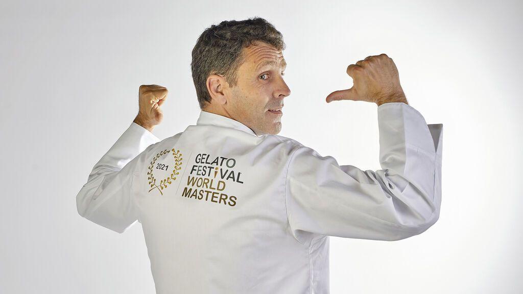 Fernando Alberdi, heladero