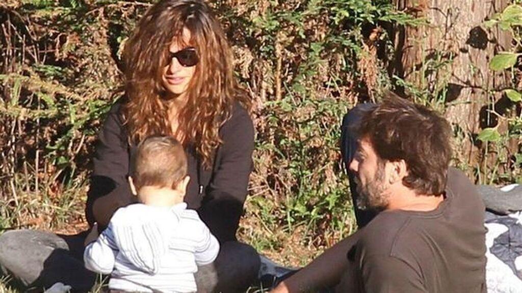 Son pocas las ocasiones que hemos podido ver a la pareja junto a sus hijos