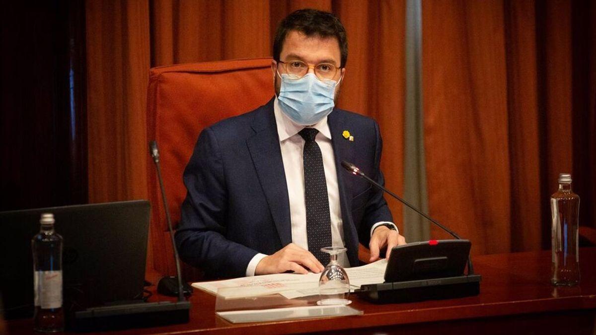Aragonès impulsará el Acuerdo Nacional por la Amnistía y la Autodeterminación para conseguir consenso en la mesa de diálogo