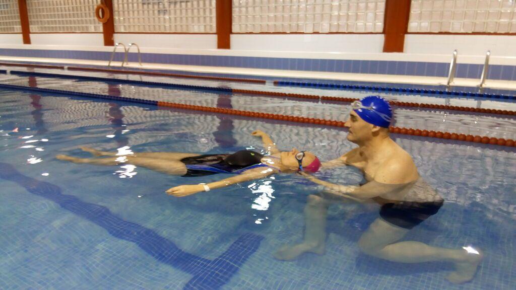 Aprender a nadar sin miedo