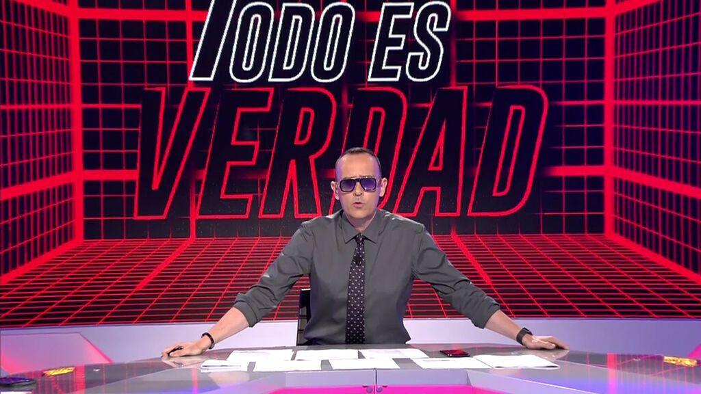 Especial José Luis Moreno Todo es verdad 2021 Programa 1