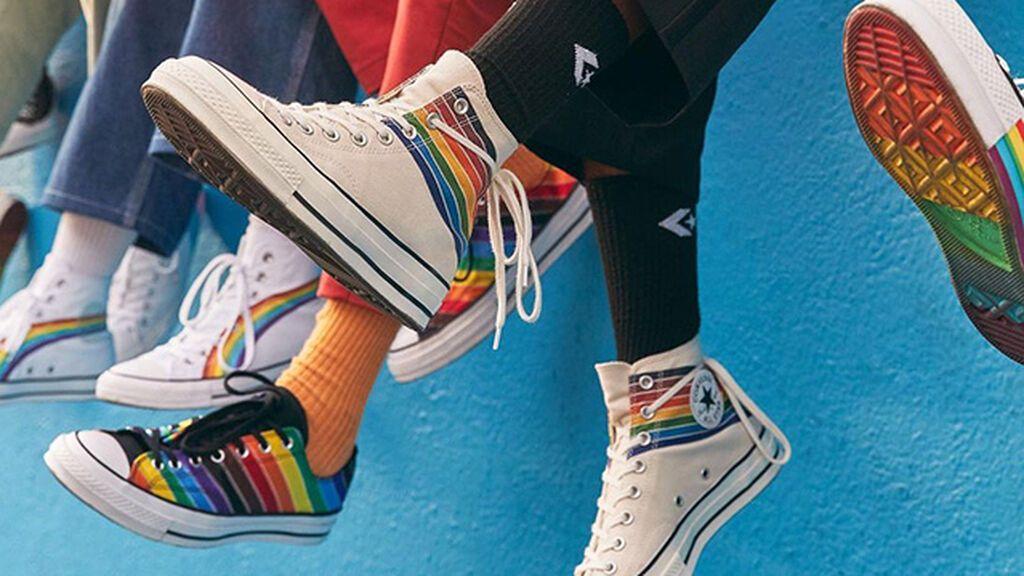 Las zapatillas 'pride' imprescindibles para el Orgullo Gay de 2021