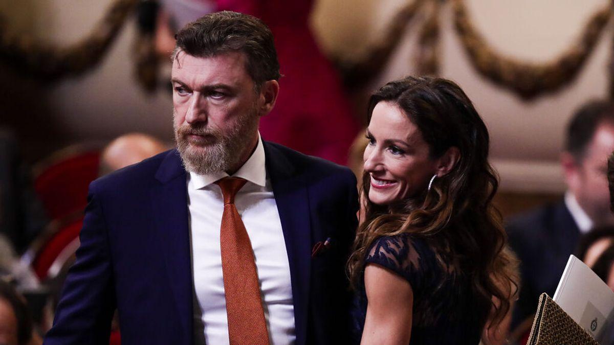 Telma Ortiz, hermana de la reina Letizia, embarazada de su segundo hijo a los 47 años