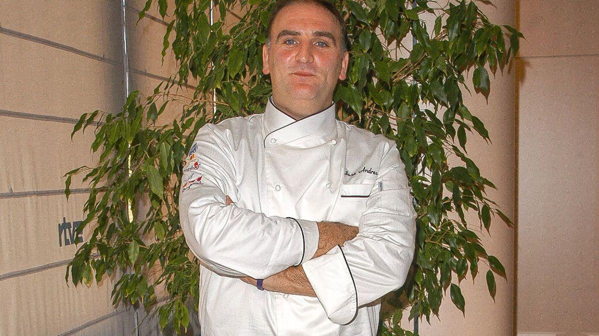 El cocinero José Andrés, premio Princesa de Asturias de la Concordia
