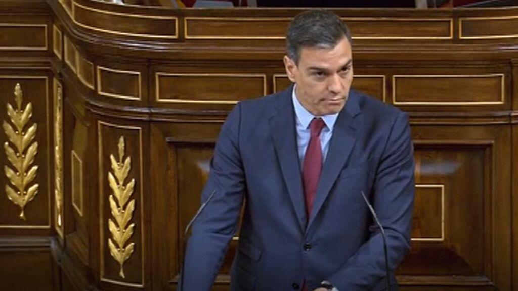 Pedro Sánchez dice que no habrá referéndum