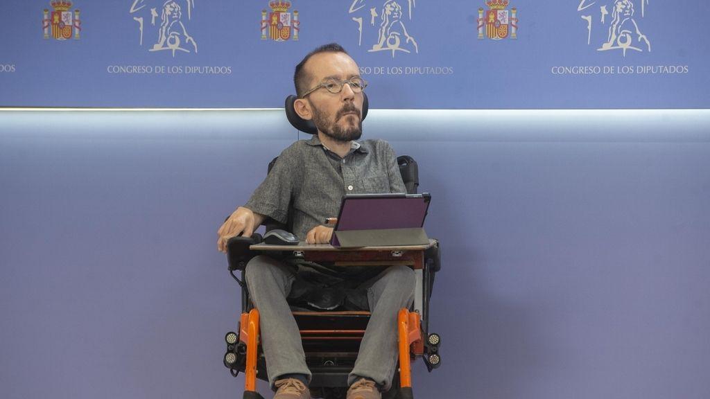 """Podemos llevará el referéndum de autodeterminación a la mesa de Cataluña pese al No de Sánchez y pide """"empatía"""""""