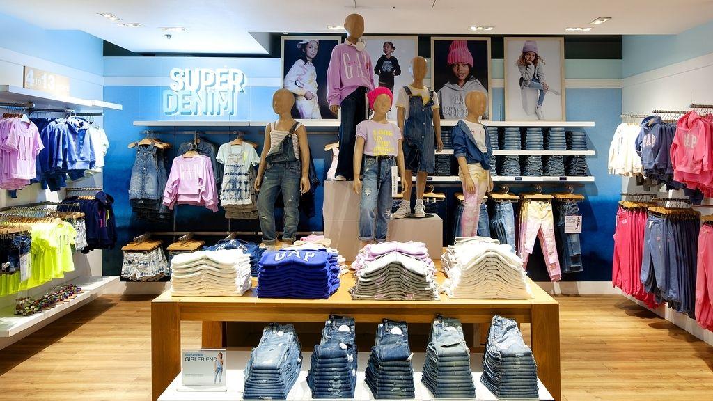 Economía/Empresas.- Gap cerrará todas sus tiendas en Reino Unido e Irlanda
