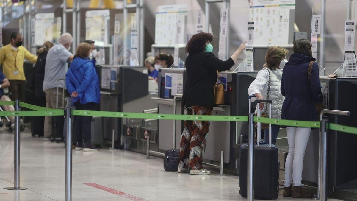 TURISMO.-Aena reabre las terminales T2 y T3 del aeropuerto Adolfo Suárez Madrid-Barajas