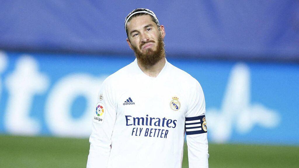 El PSG ofrece a Sergio Ramos el contrato a la baja que rechazó durante meses del Real Madrid