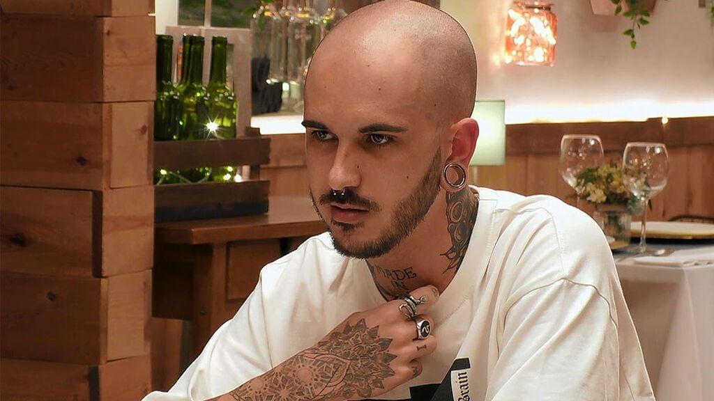 """Sergio, """"el primo de Mario Casas"""": """"La tinta me pone cachondo"""""""