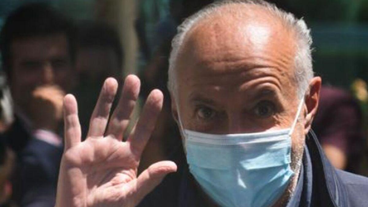 Moreno tenía una habitación del pánico en casa y fue delatado por un empleado descontento
