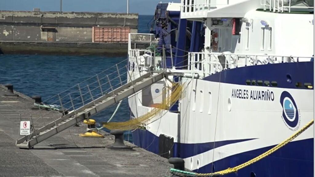 El buque Ángeles Alvariño cesará la búsqueda de Anna y Tomás Gimeno