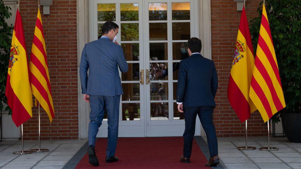 El Gobierno se enreda en el debate de una reforma legal que permita un referéndum en Cataluña