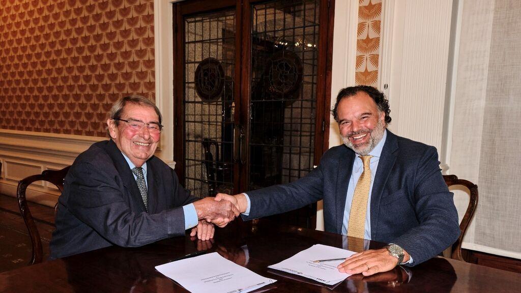 La Fundación Alejandro Echevarría y la AMI lanzarán proyectos de apoyo a la prensa