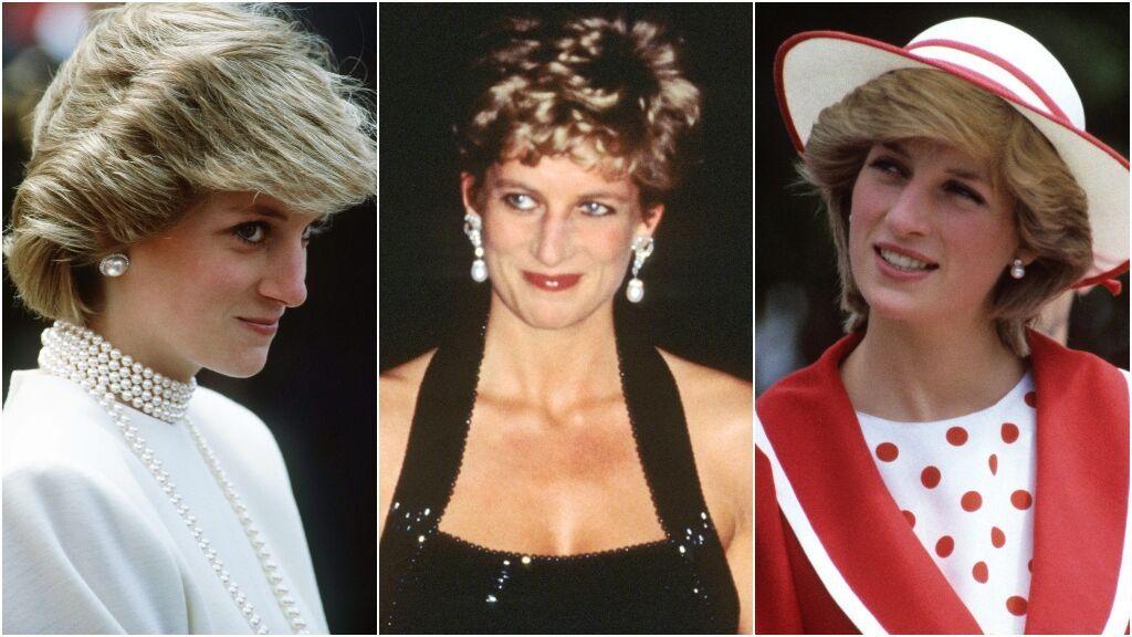 Los looks icónicos de Lady Di que nos la siguen recordando eternamente