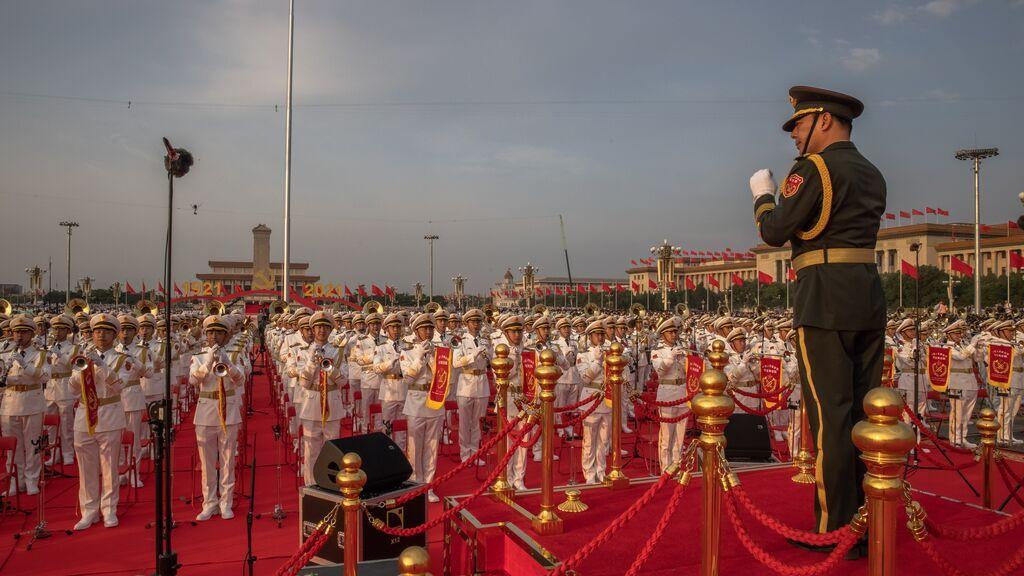 China celebra el centenario del Partido Comunista