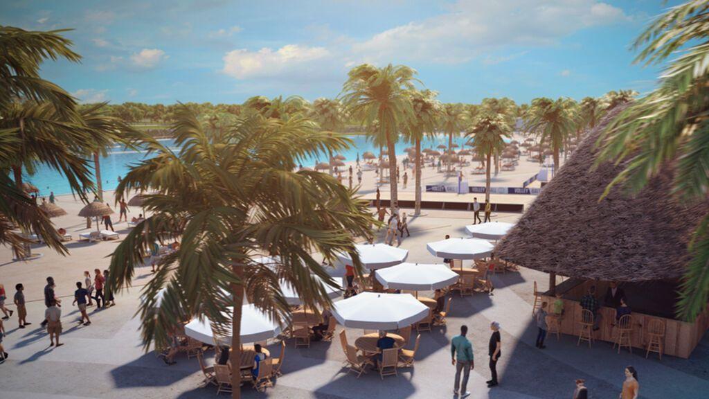 ¿Quién dijo que Madrid no tiene mar? La playa artificial más grande de Europa estará a media hora de la capital