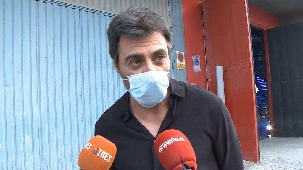 Juan del Val habla de su relación con Nuria Roca