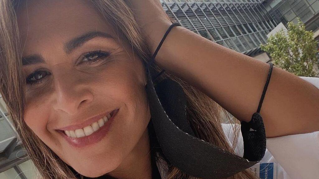 """Nuria Roca comparte una imagen con su hija y sus seguidores dictan sentencia: """"Igualita que su papá"""""""